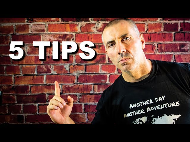 5 Simple Tips for Safe Riding on Long Motorcycle Trips!