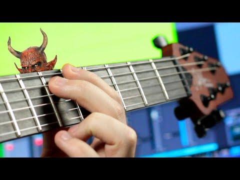 All Tritones Song (the devil's interval)