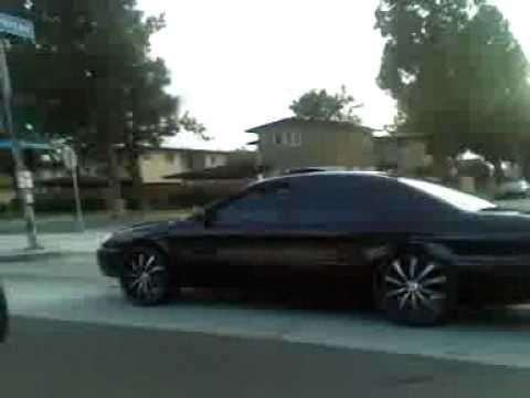black ford taurus on 22  YouTube