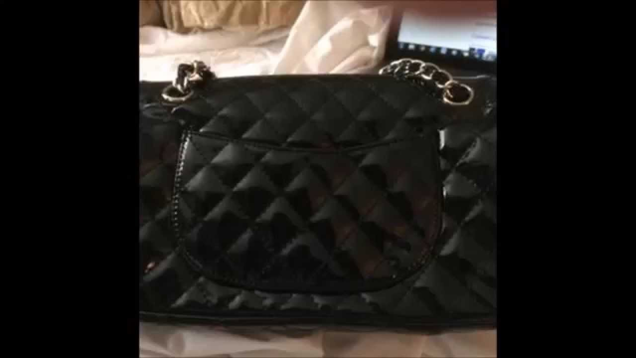 6f6904018a2b Chanel Authenticity Guide: How to spot a fake Chanel Purse, step by step -  YouTube