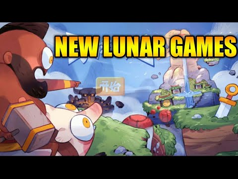 NEW LUNAR GAMES FOR CHINA   HOW TO PLAY LUNAR GAMES  COC