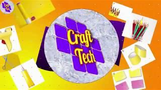 diwali decor | craft tech|