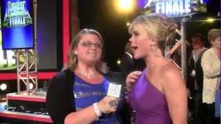 Alison Sweeney LIVE - Biggest Loser Finale