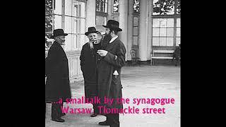 Polish /Yddish Tango 1933: Adam Aston & Ork. H.Warsa - Sardinenfisz