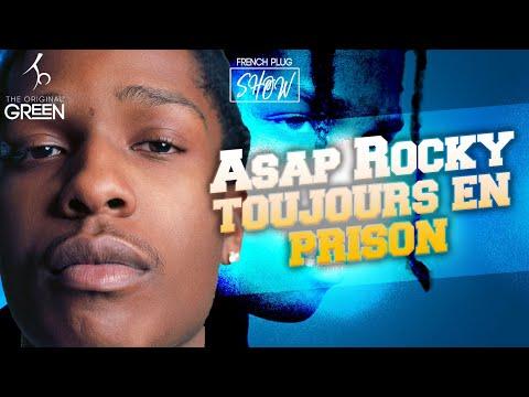 Asap Rocky toujours en prison, l'état de sa cellule est lamentable !