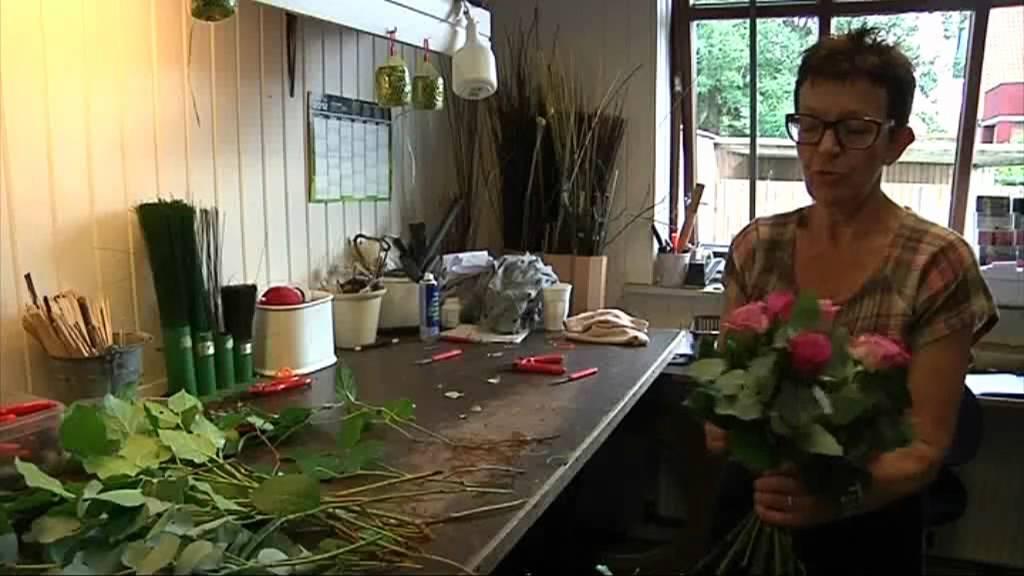 blomsterbinder
