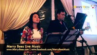 Merry Bees Live Music - Joy & John sing Make You Feel My Love