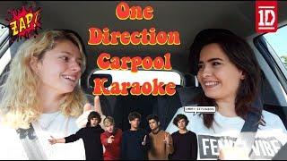 ONE DIRECTION CARPOOL KARAOKE!