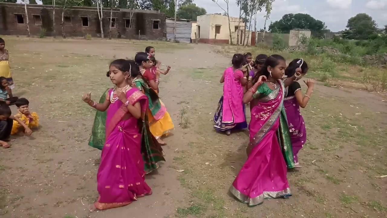 खेळू झिम्मा गजि प प्रा शा बिंदगीहाळ ता जि लातूर Youtube