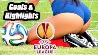 RB Salzburg vs Rosenborg - Goals & Highlights - Europa League