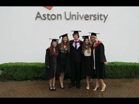 Aston University Graduation and Grad Ball 2015