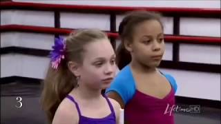Dance Moms every time someone gets injured