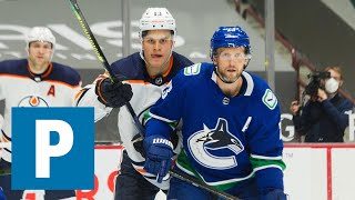 Alex Edler on Canucks 4-1 loss to the Edmonton Oilers | The Province