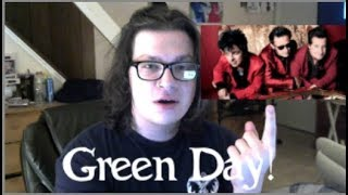 Metal Reacts to (Green Day - Father of all)