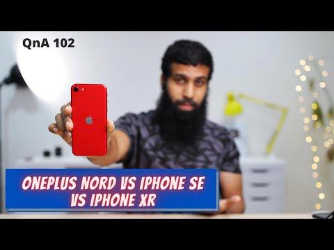 Sunday Qna 102 | OnePlus Nord Vs IPhone SE 2 Vs IPhone XR, IPad Vs Galaxy Tab S6 Lite, Macbook 2020