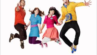 the fresh beat band freeze dance.