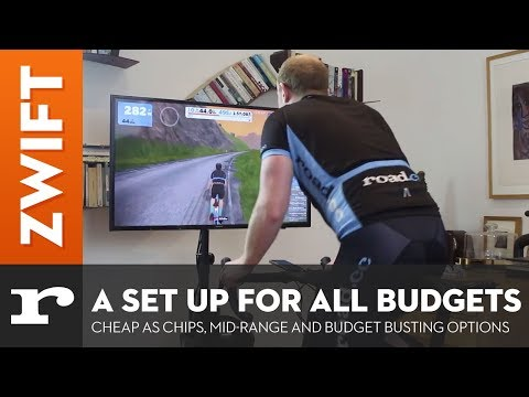 Zwift - A Set Up For All Budgets