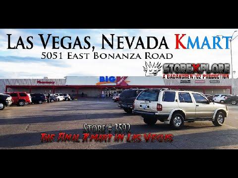 StoreXplore #001 - Big Kmart #3592 - The Final Kmart In Las Vegas (Non Closing As Of 2019-12-08)