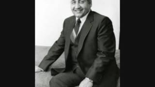 Mohammed Rafi - Ehsan Tera Hoga Mujh Par - www.mohammedrafinet.com