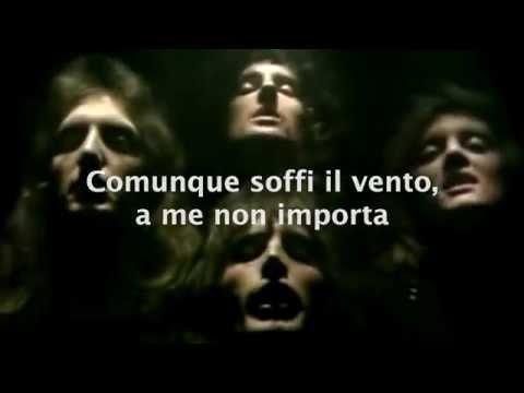 Queen - Bohemian Rhapsody - Traduzione in Italiano