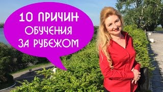 видео Как получить зарубежное образование