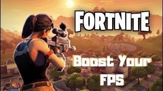 Fortnite How to Get More FPS - Fortnite Setting Optimization Guide - Fortnite Guide [pt.1]