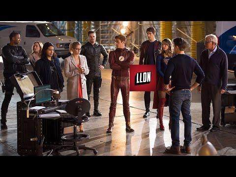 CW CROSSOVER (Supergirl-The Flash-Arrow-Legends of Tomorrow) - La Critique