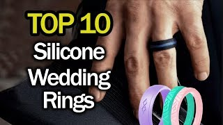 Top 10 Best Silicone Wedding Rings 2019