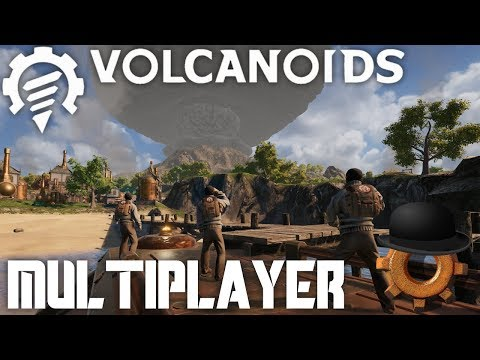 Volcanoids MULTIPLAYER |
