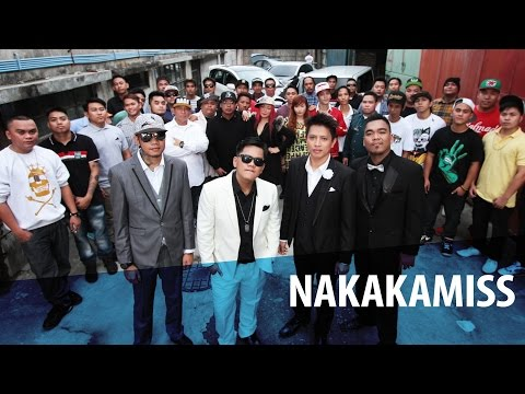 NAKAKAMISS VIDEOKE Version by: Smugglaz, Curse One, Dello and Flict-G