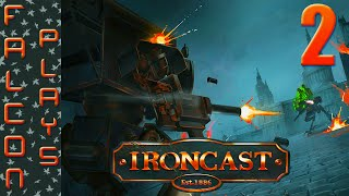 Ironcast Gameplay | The gloves come off | Let