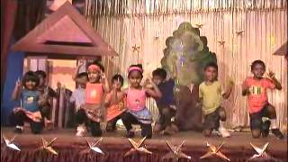 Dance For A Hindi Song By Wisdom Plus Kids