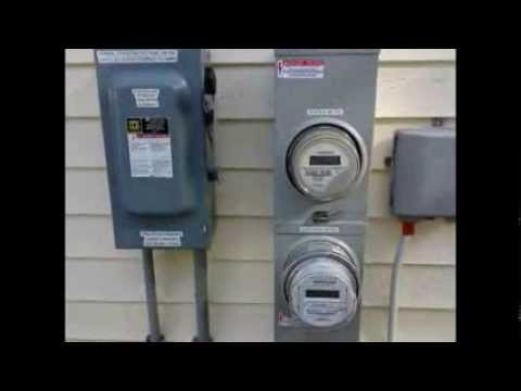 Solar Grid Tie Interconnection Equipment