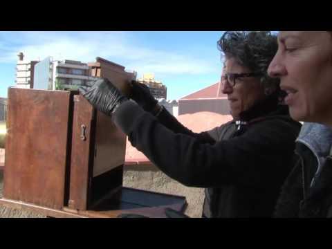 Daguerreotip pel mètode Becquerel