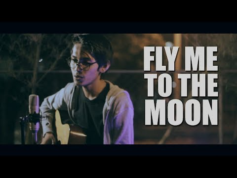 FLY ME TO THE MOON - FRANK SINATRA (Cover By Tereza)