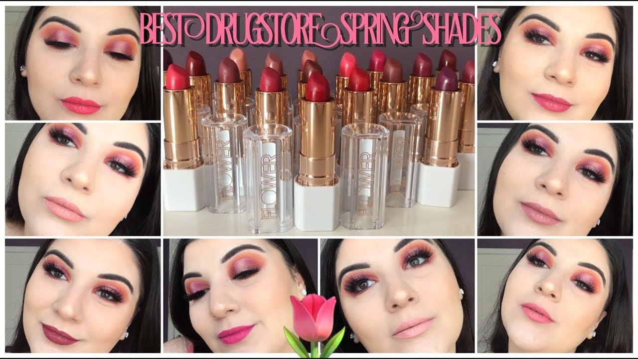 Flower beauty lipstick review the best flower 2017 flower beauty stick high shine lip color in black rose review izmirmasajfo Gallery
