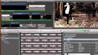 Music Video Production - iMovie