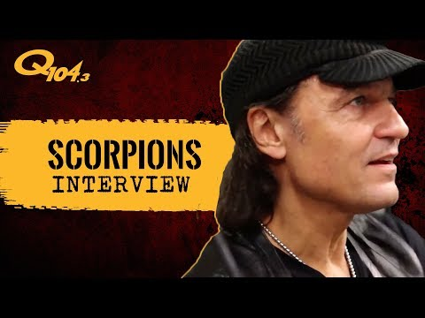 Interview: Scorpions Talk 50 Years of Love From the Fans
