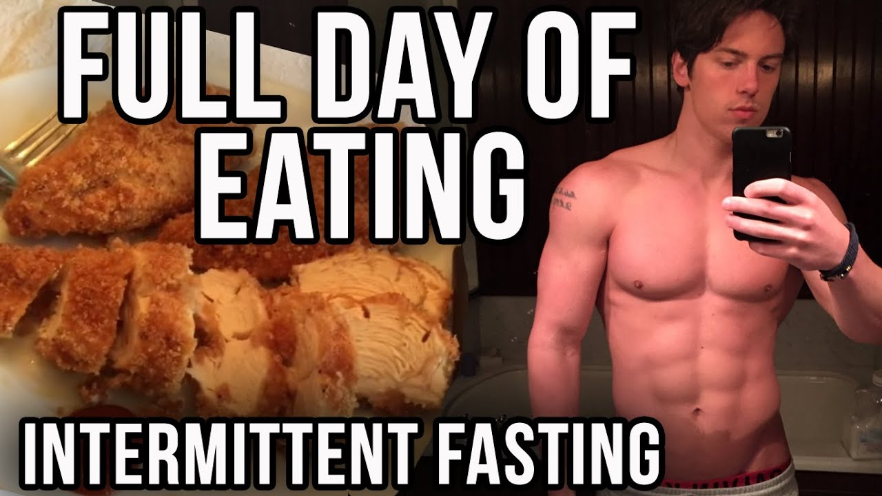 Day in the Life of Intermittent Fasting & Training (V-LOG #10)