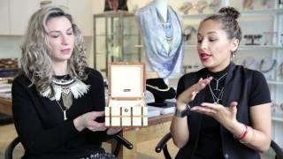 Valentine's Day Gift Ideas: Nora Kogan Manray Lip Cuffs, Hitchcock Madrona Heart Necklace...