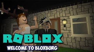 THE SIMS?!? - Welcome to Bloxburg (Roblox)