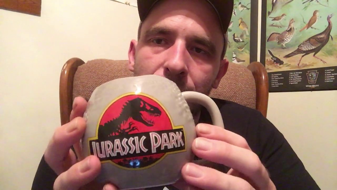 ASMR Jurassic Park Collection (Part 1)
