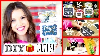 DIY Holiday Gift Ideas ❄ Super Easy + Affordable! Thumbnail
