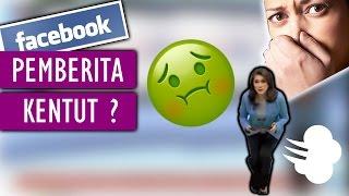 LAWAK !! Pemberita Kentut LIVE ( edit version )