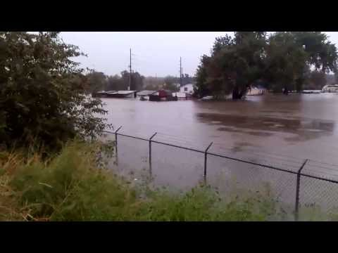 Commerce City, Co Flood 2013