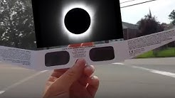 Watching the Solar Eclipse 2017 from New Jersey
