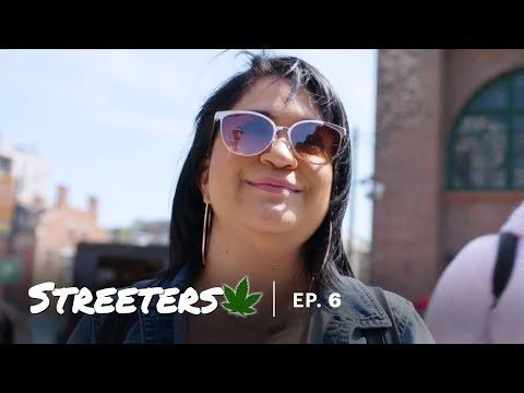 We Asked Strangers What Their Favourite Word For Weed Is - Streeters