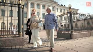 Oliko Rouva Presidentti tilaustyö, Aleksi Bardy?