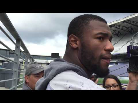 LB Azeem Victor says UW's defense is best he's played on
