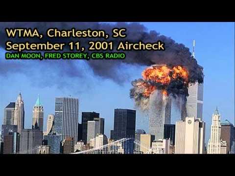 WTMA, Charleston: September 11, 2001 Live Coverage